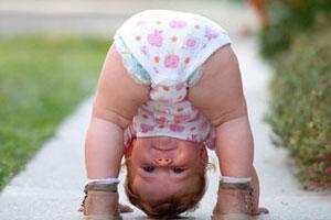 Bobath für Säuglinge & Kinder